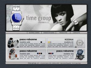 Sound Graph diseño web